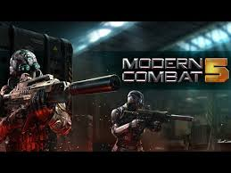 modern combat 5 fps download