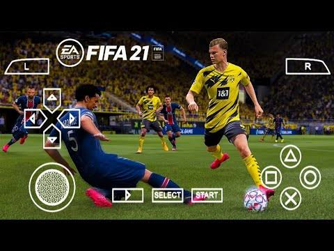fifa 2021 ppsspp